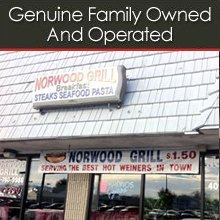 Restaurant Services - Warwick, RI - Norwood Grill