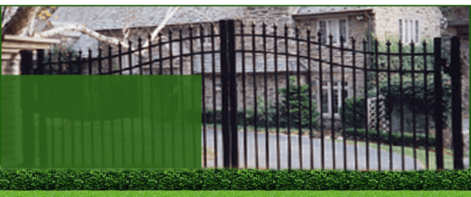 Aluminum Fencing | New Britain, CT - Ideal Fence Co