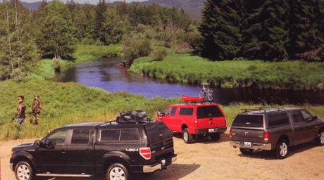 Sierra Truck covers