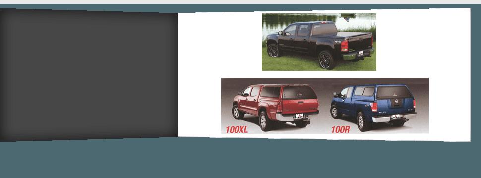 Camper Shells | Fairfield, CA | Sierra Truck and Van | 707-864-1064