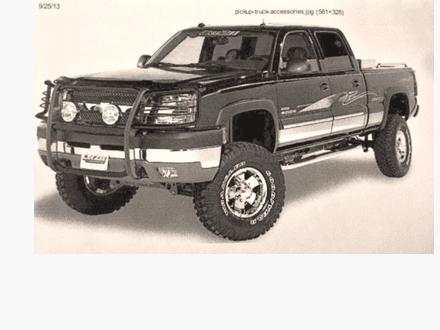 Sierra Trucks and Van
