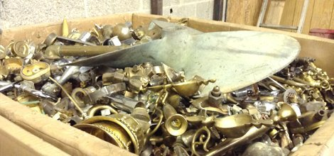 Brass metal