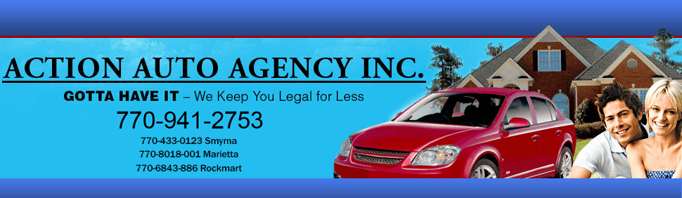 Action Auto Agency Inc | Austell, GA | Call 30168-7960