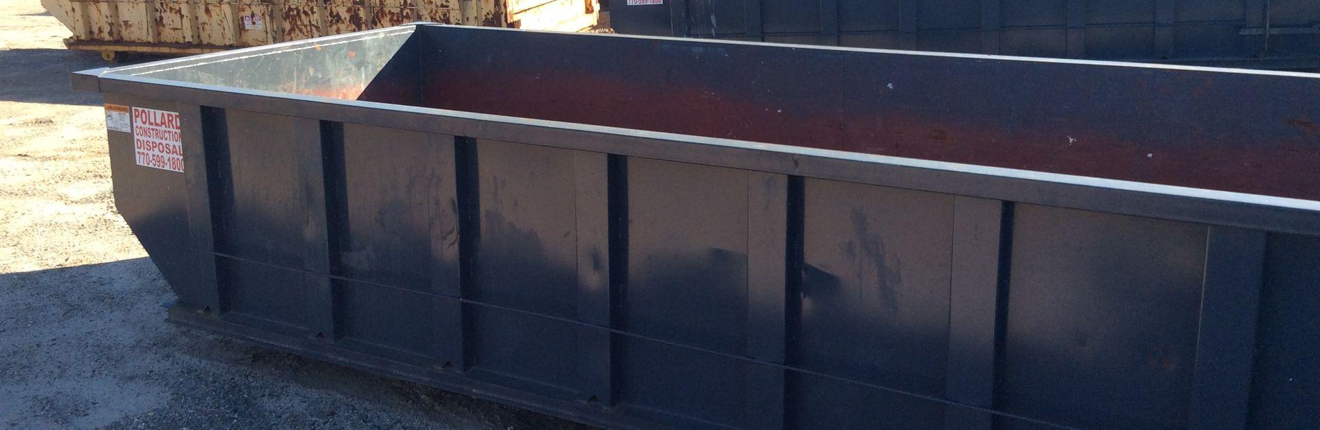 Pollard Construction Trash Removal Services Senoia Ga