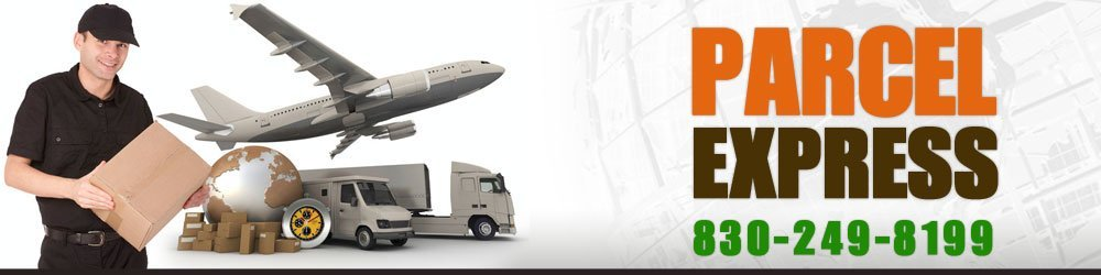 Shipping Services - Boerne, TX - Parcel Express