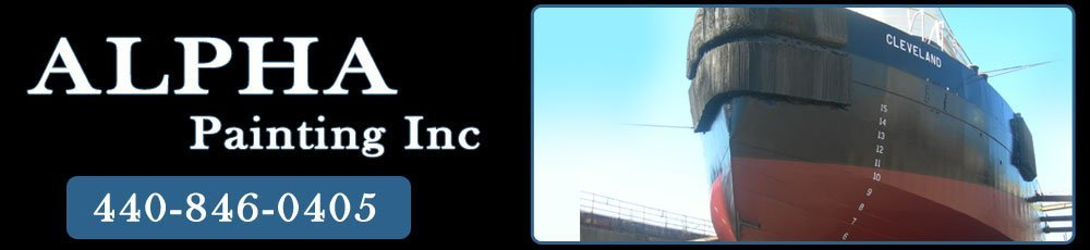 Painting Contractors - Strongsville, OH - Alpha Painting Inc.