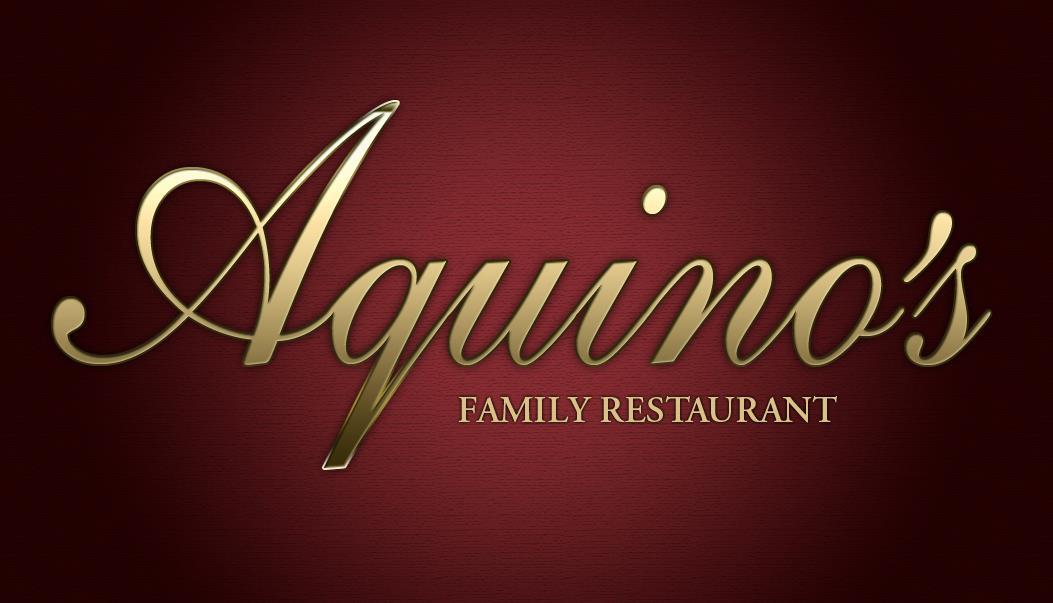 Aquino's Family Restaurant - Logo