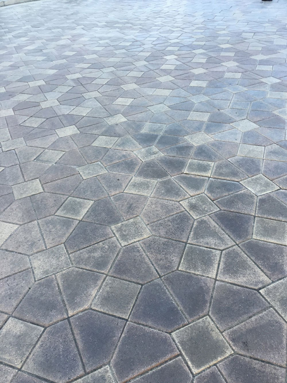 Paver Cleaning  and Sealing Services