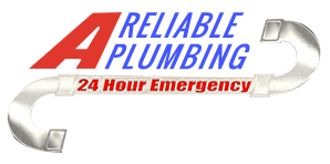 A Reliable Plumbing  Logo