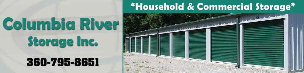Commercial Storage Facility - Cathlamet, WA - Columbia River Storage Inc.