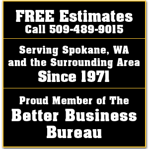 Asphalt Services - Spokane, WA  - Asphalt Products, Inc.