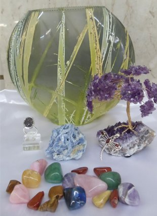 Several Semi-Precious and Stones Craft Jewelries