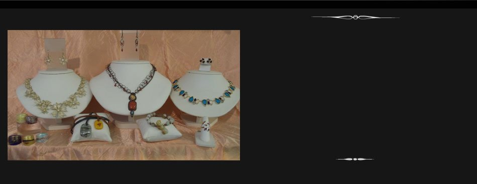 Different types of Necklaces, bracelets and other jewelries