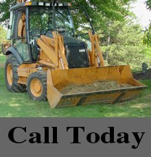 Backhoe Service - Cosby, MO - Lewis Backhoe & Excavating Inc