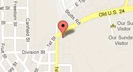 Ingle's Service Center INC.  1251 First Street, Huntington, IN 46750