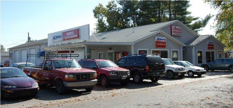 Don's Service Center shop