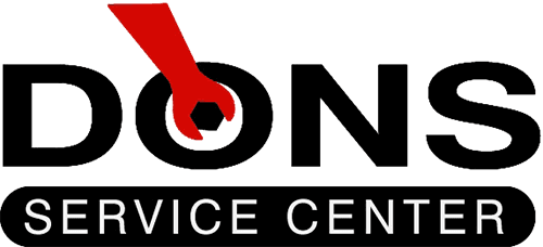 Don's Service Center logo