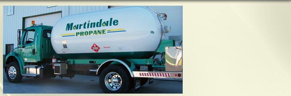 gas service | New Holland, PA | Martindale Propane Inc | 717-3546255