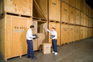 Storage - Milwaukee, WI - C. Coakley Relocation Systems