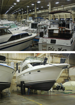Boat, Auto, and RV Storage - Milwaukee, WI - C. Coakley Relocation Systems