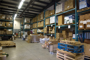 Commercial Storage - Milwaukee, WI - C. Coakley Relocation Systems