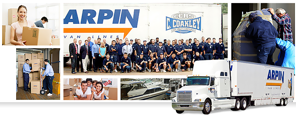 Milwaukee, WI - C. Coakley Relocation Systems - Professional relocation and storage