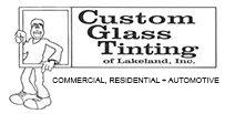 Custom Glass Tinting Of Lakeland Inc - Logo