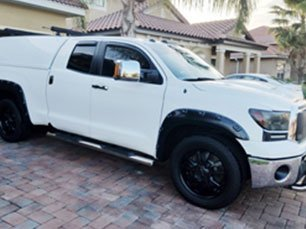 Automotive Glass Tinting Services