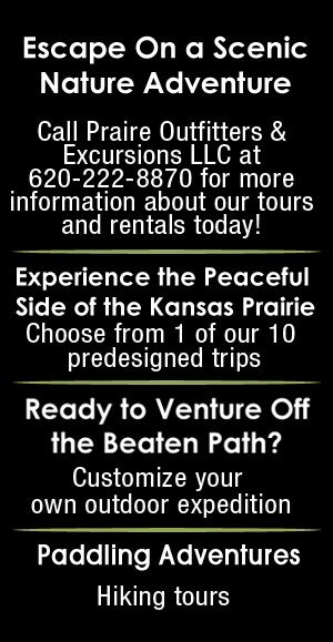 Outfitting - Winfield, KS - Prairie Outfitters & Excursions LLC