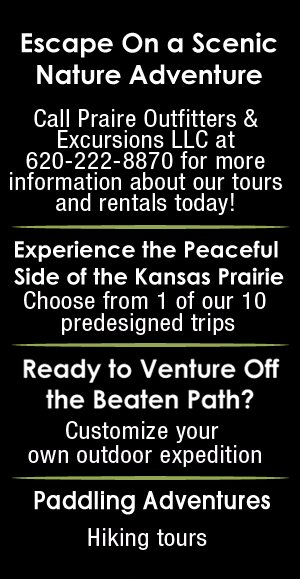 Nature Tours - Winfield, KS - Prairie Outfitters & Excursions LLC