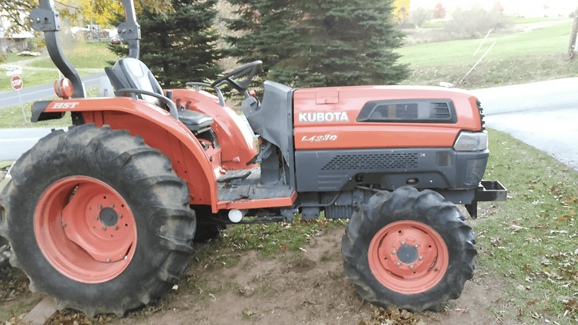 Hydro seed Equipment
