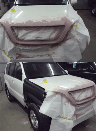 Auto Body Painting - Newark, OH - New Hope's Body & Collision
