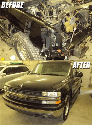 Classic Car Restoration - Newark, OH - New Hope's Body & Collision