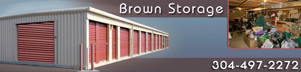 Storage Services Lewisburg, WV - Brown Storage 304-497-2272