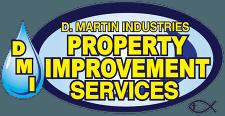 DMI Property Improvement Services - Logo