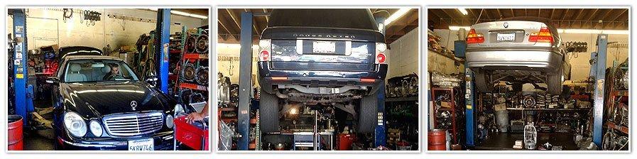 Transmission Service Luxury Cars - North Hollywood, CA - Arminco Transmission