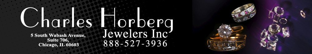 Jewelry Store - Chicago, IL - Charles Horberg Jewelers Inc