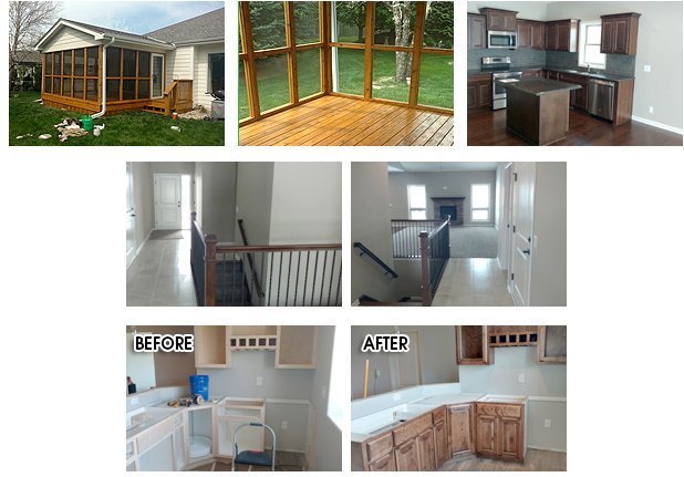 Interior Painting - Omaha, NE - James Werner II Painting - Painting Services