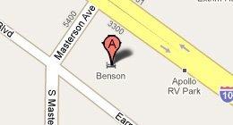 Benson Motel & RV Park - Tucson, AZ