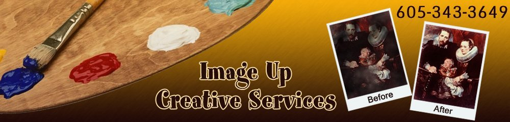 Art Restoration And Conservation - Rapid City, SD - Image Up Creative Services