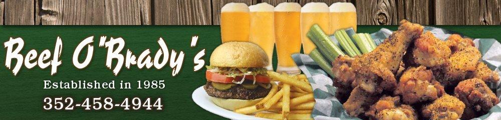 Restaurant Dade City, FL - Beef O'Brady's
