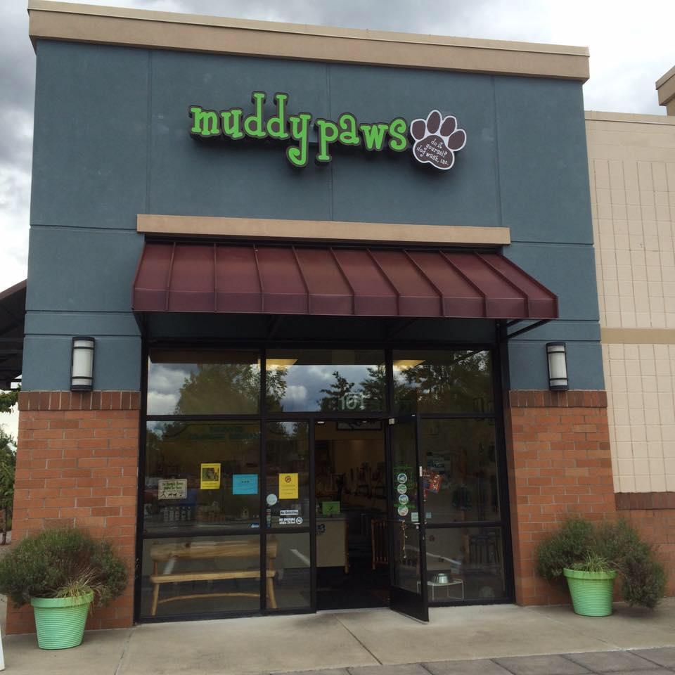 Muddy Paws DIY Dog Wash Inc office