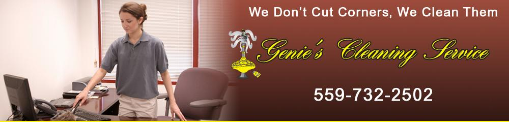 Janitorial Services Visalia, CA - Genie's Cleaning Service