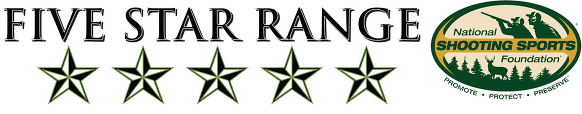 Five Star Range - Logo