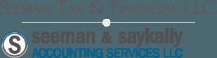 Seeman Tax & Financial LLC and Seeman & Saykally Accounting Services LLC - Logo