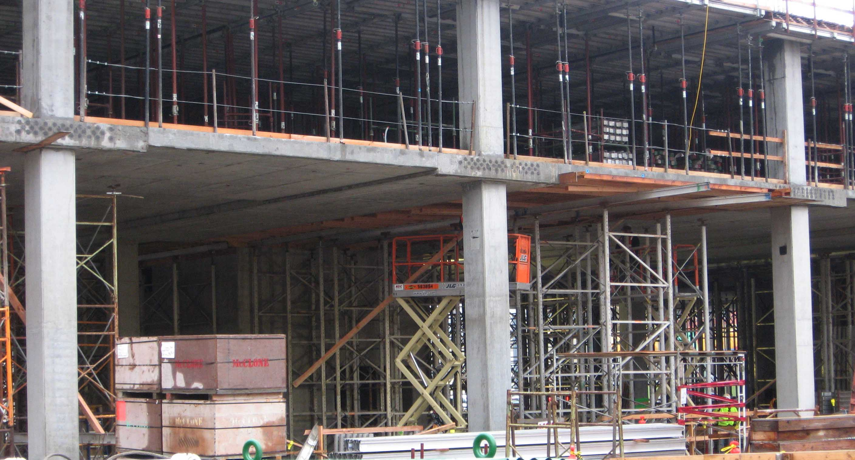 Post-tensioning services