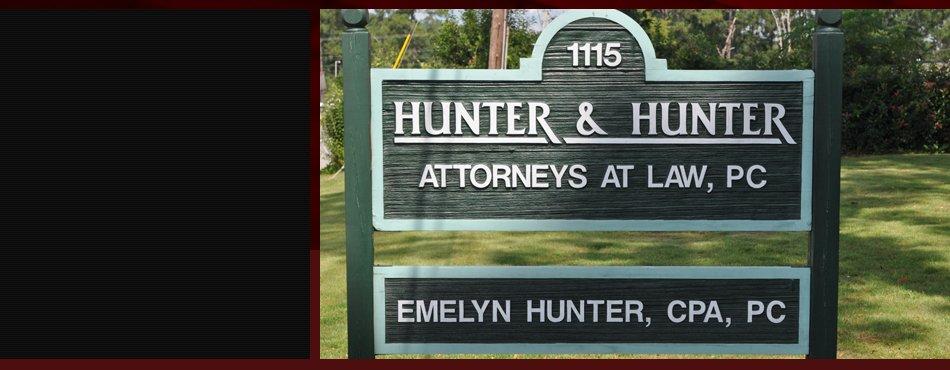Personal Injury | Sylvania, GA | Hunter & Hunter Attorneys at Law | 912-564-2092