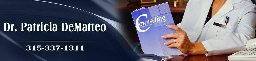 Psychotherapist - Rome, NY - Dr. Patricia DeMatteo