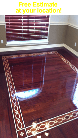 Flooring Repairs | Beaumont , TX | Designer Wood Flooring | 409-861-1967