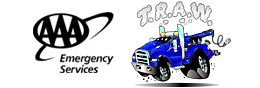 AAA Emergency Service, TRAW Logo